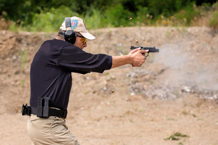 firearm training and armed protection training